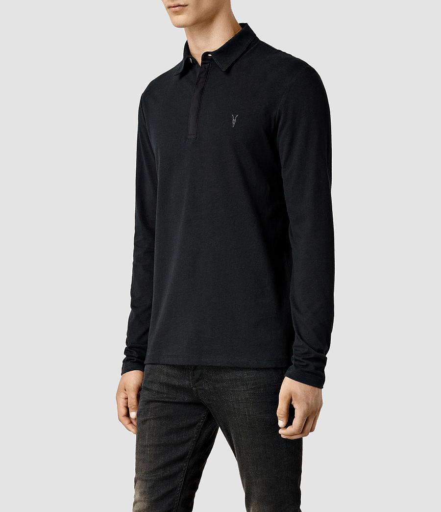 Uomo Polo Brace (black) - Image 2