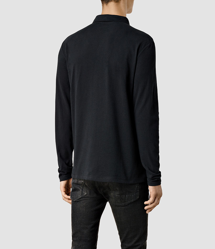 Uomo Polo Brace (black) - Image 3