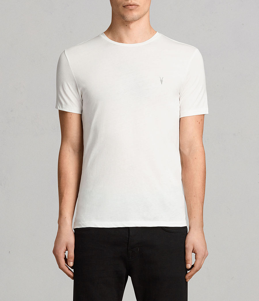 Men's Tonic Crew T-Shirt (chalk_white) - Image 1
