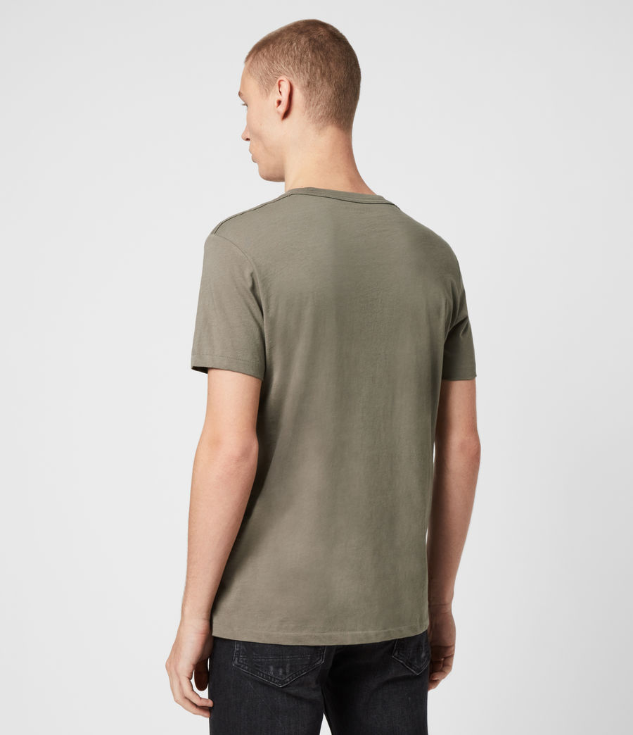 Uomo T-shirt Tonic - Slim in cotone (ink_navy) - Image 5