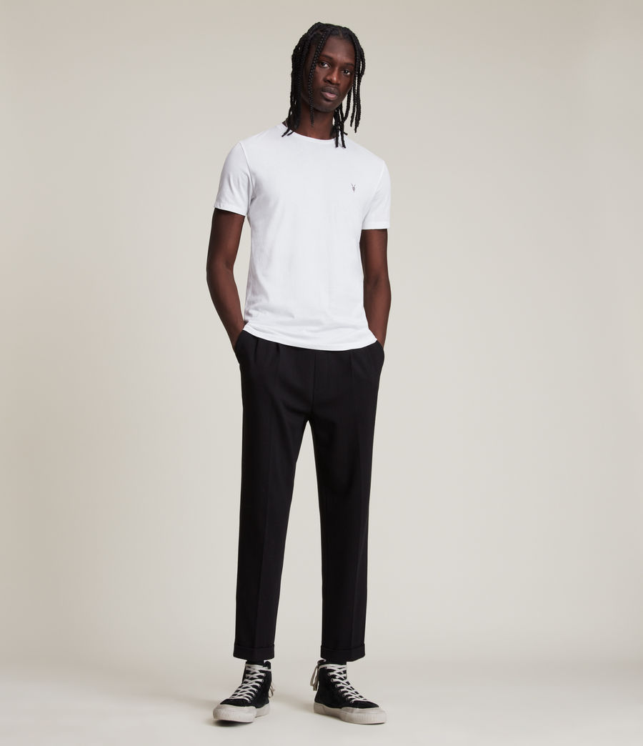 Herren Tonic T-Shirt (optic_white) - Image 3