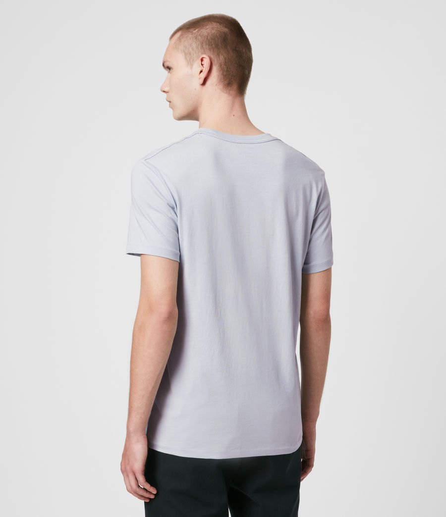 Men's Tonic Crew T-Shirt (ink_navy) - Image 5