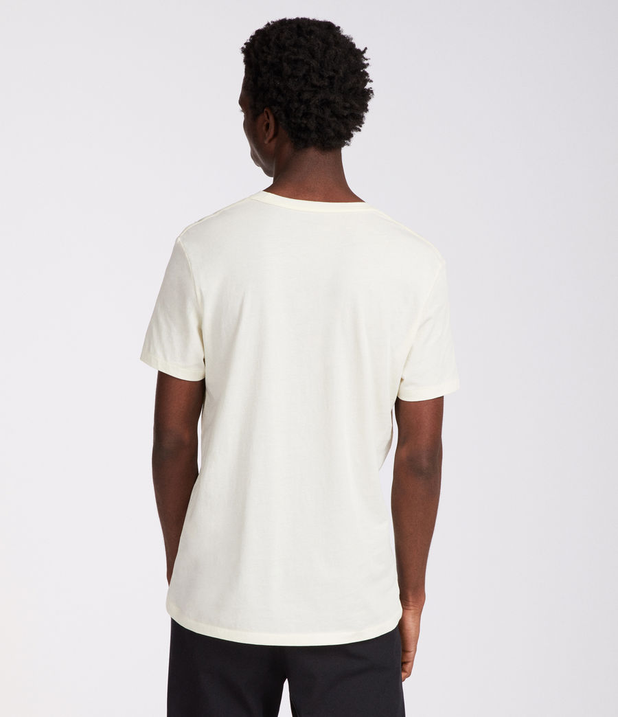 Men's Tonic Crew T-Shirt (soft_yellow) - Image 5