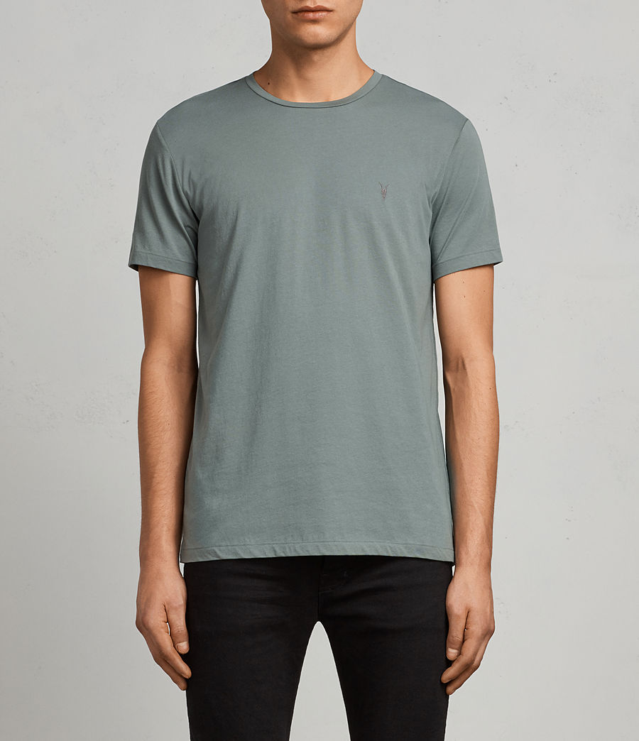 Hommes T-Shirt Tonic (LARCH GREEN MARL) - Image 1