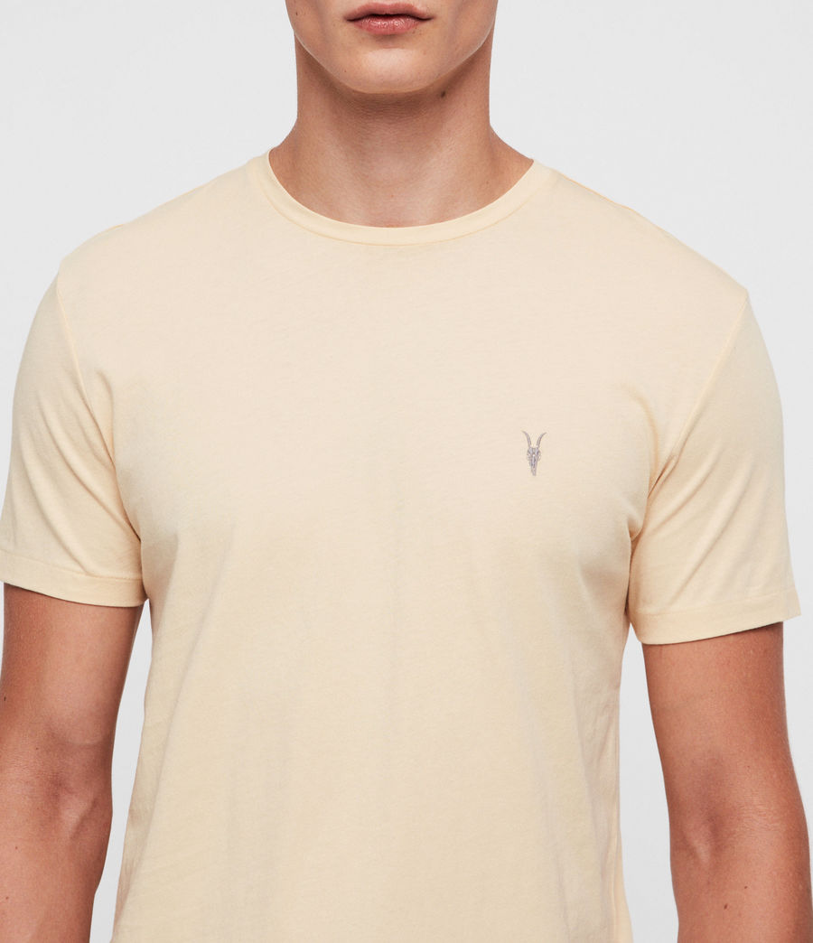 Herren Tonic T-Shirt (wash_solar_yellow) - Image 2