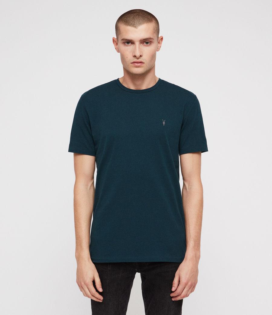 Men's Tonic Crew T-Shirt (ink_navy) - Image 1