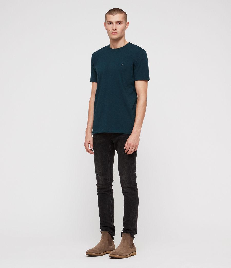 Men's Tonic Crew T-Shirt (ink_navy) - Image 3