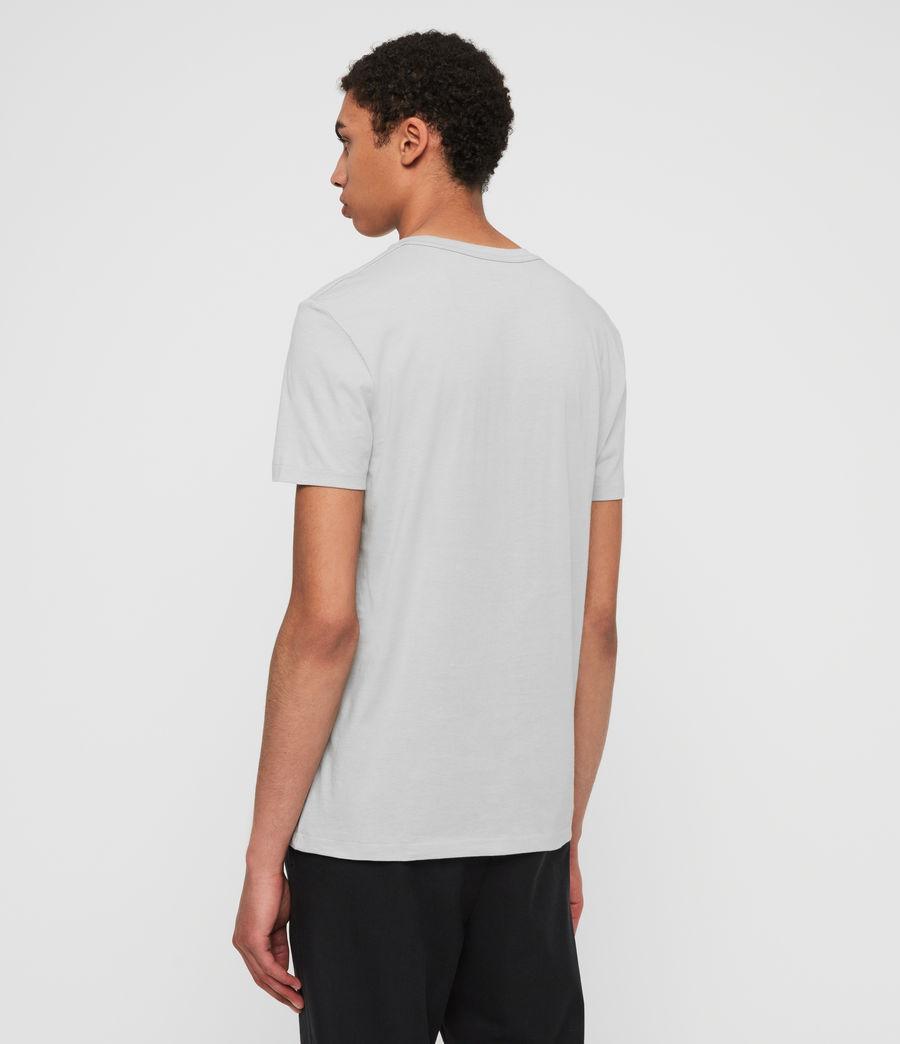 Hombres Camiseta Tonic (ink_navy) - Image 4