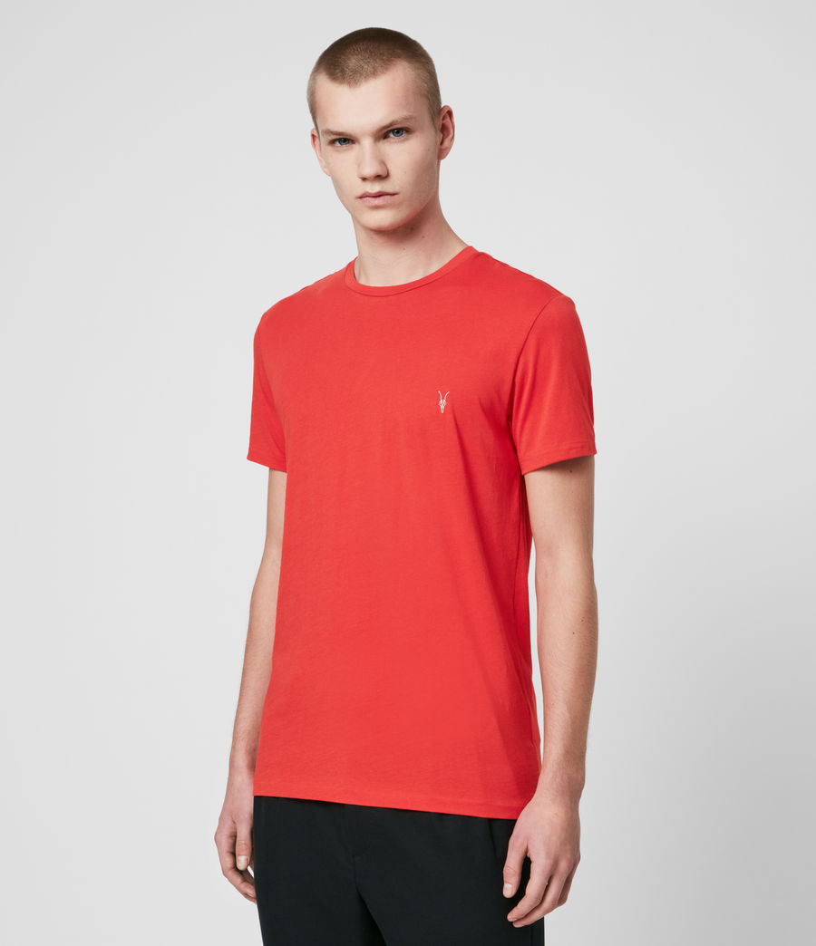 Men's Tonic Crew T-Shirt (ink_navy) - Image 3