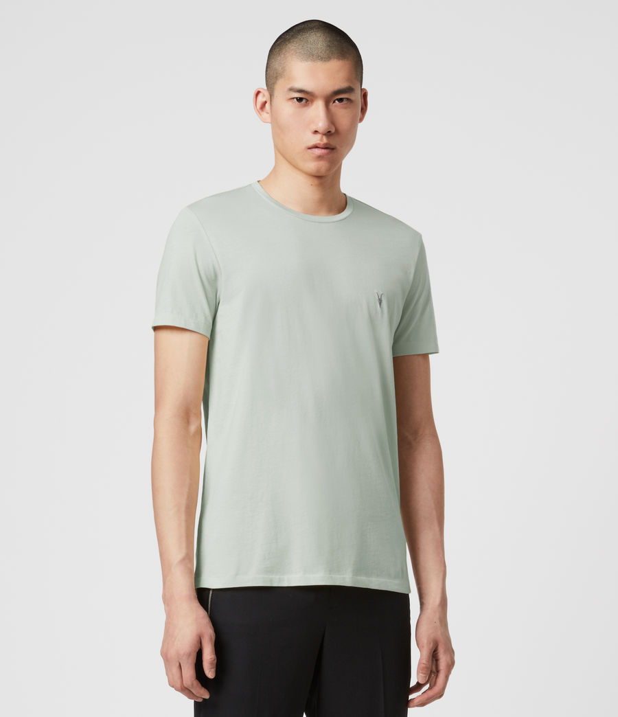 Men's Tonic Crew T-Shirt (ink_navy) - Image 4