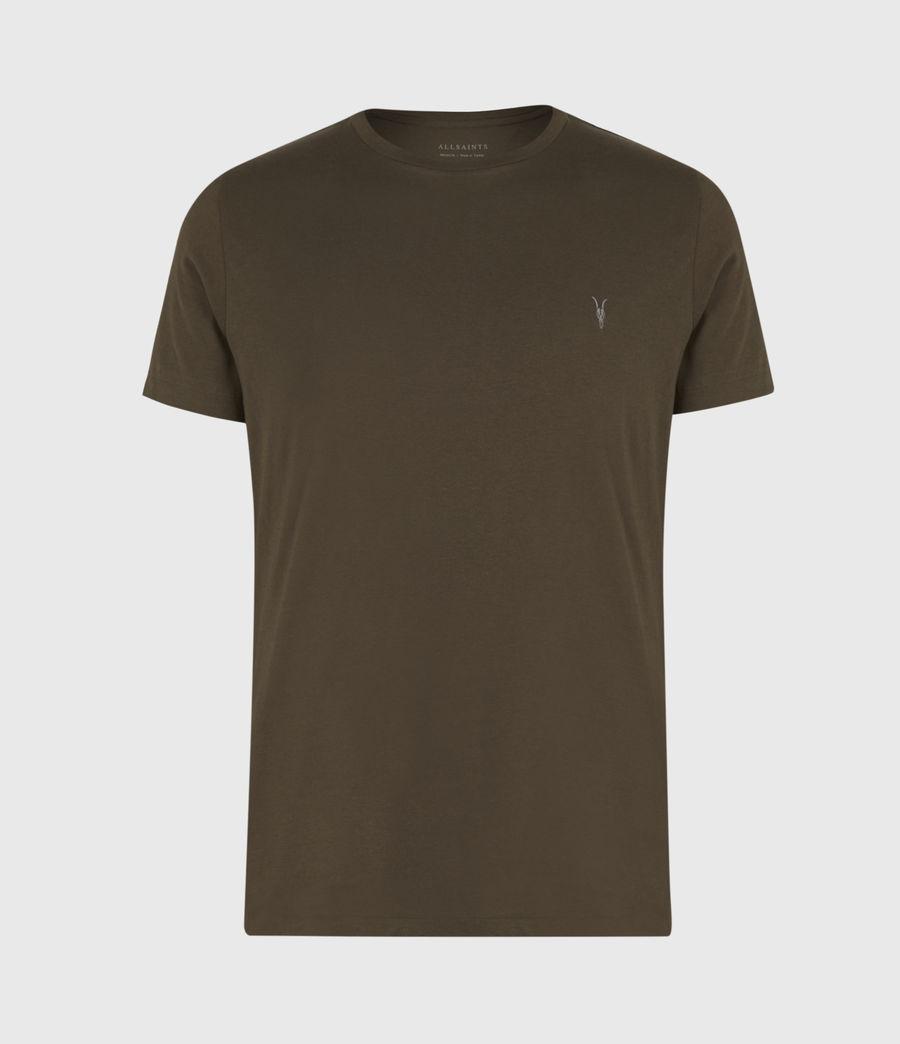 Mens Tonic Crew T-Shirt (optic_white) - Image 2