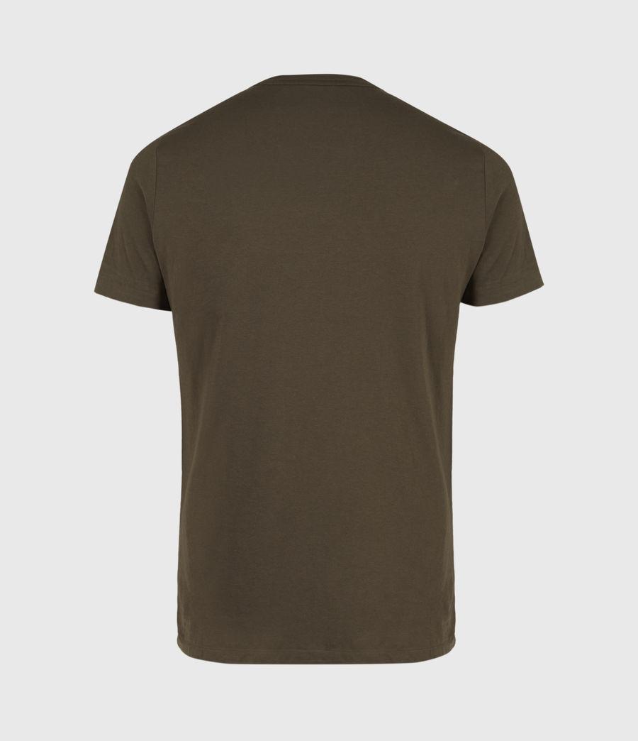 Mens Tonic Crew T-Shirt (optic_white) - Image 3