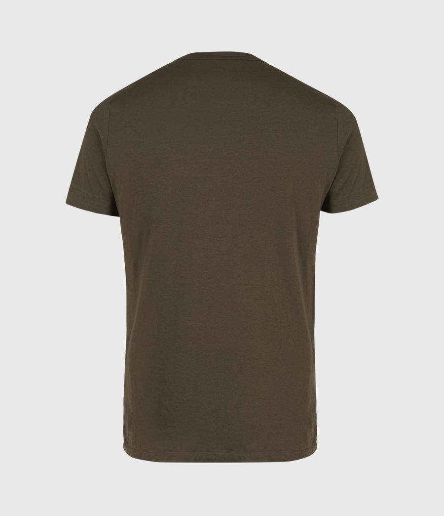 Mens Tonic Crew T-Shirt (birch_green) - Image 3