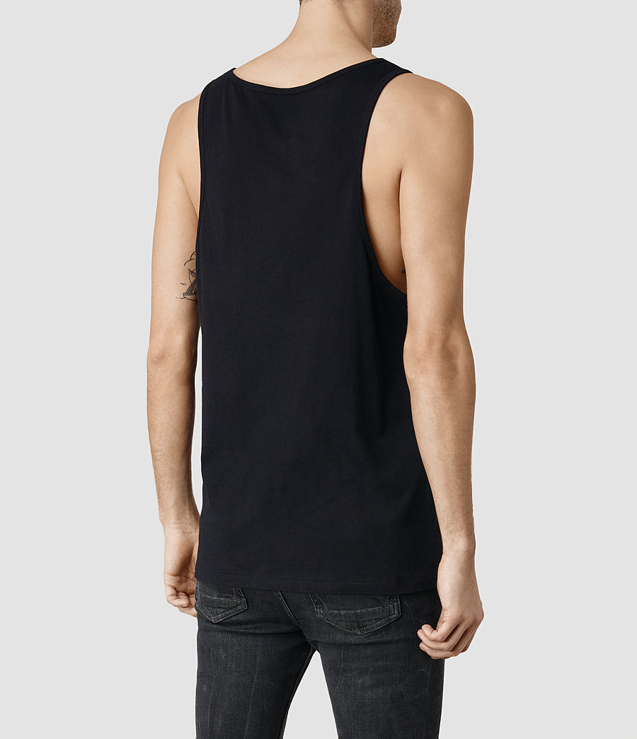 Men's Tonic Vest (ink) - Image 3