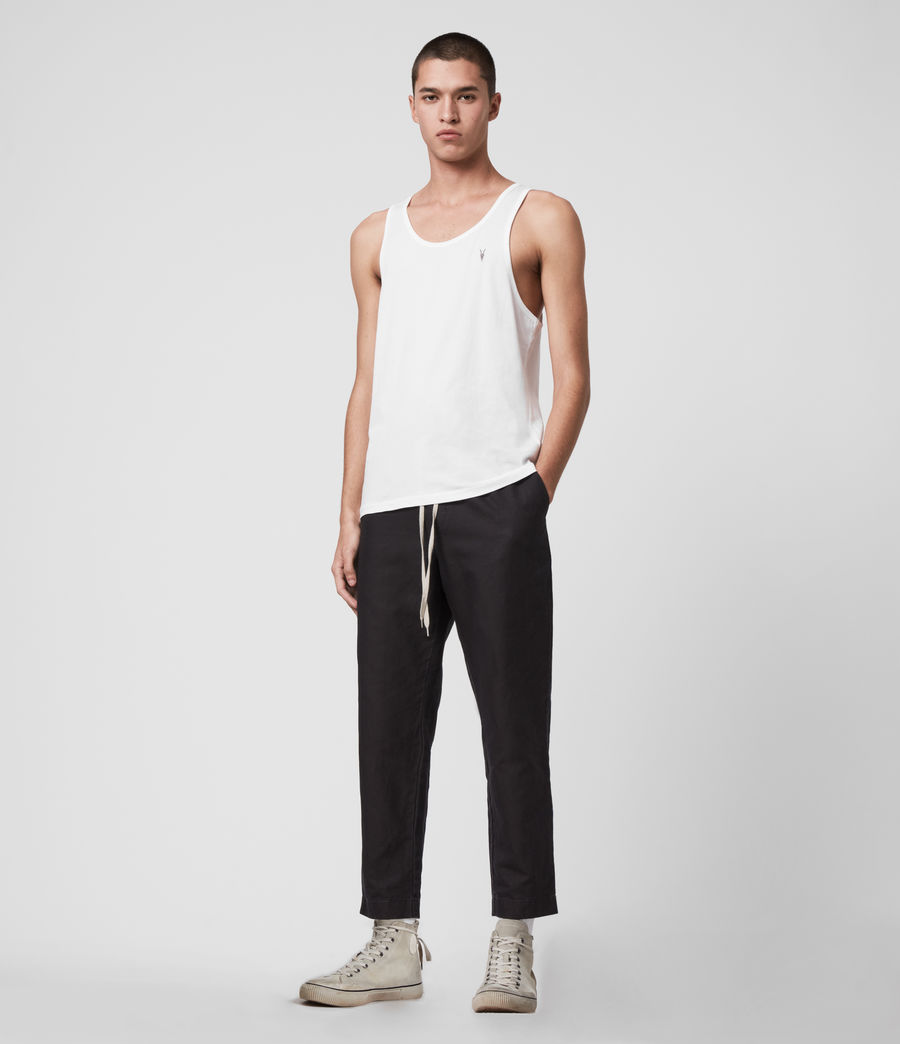Mens Tonic Tank (jet_black) - Image 3