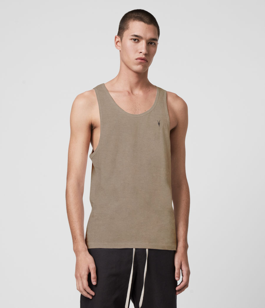 Men's Tonic Vest (sutro_grey) - Image 1