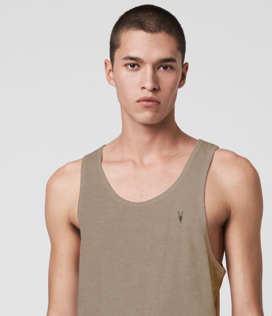 Men's Tonic Vest (sutro_grey) - Image 2