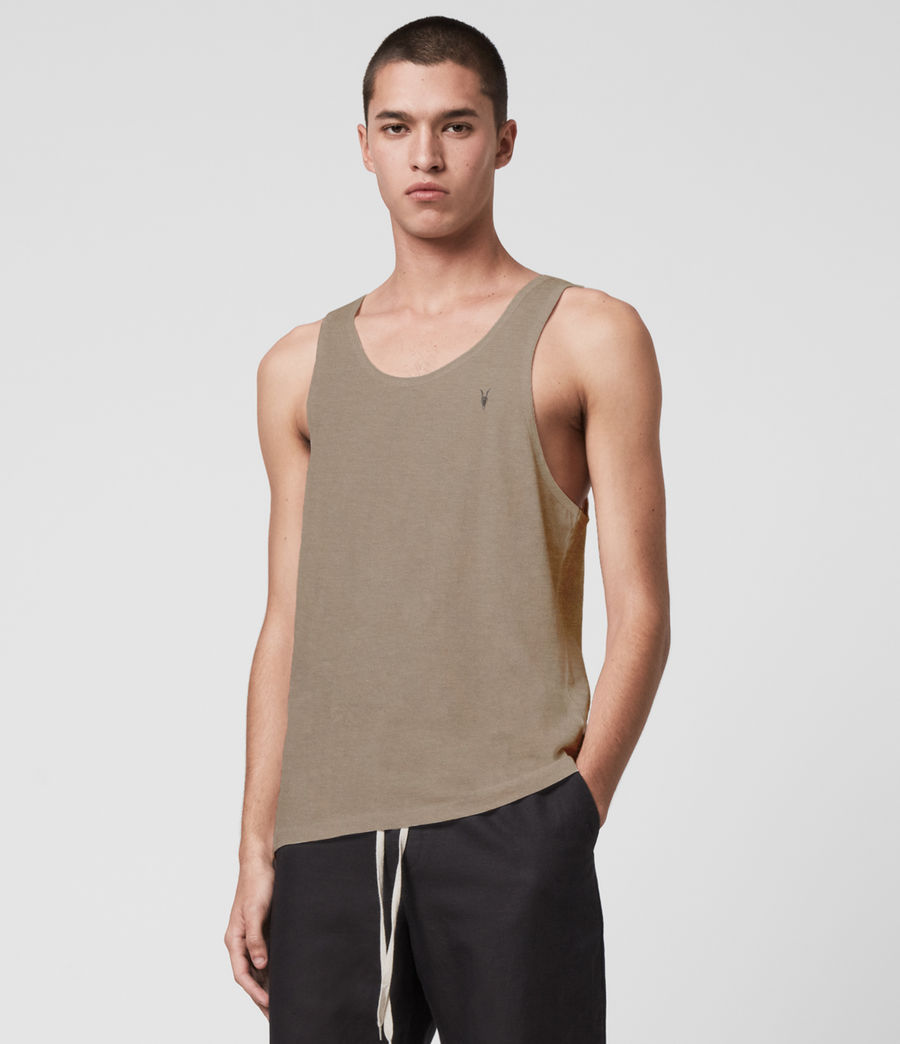 Men's Tonic Vest (sutro_grey) - Image 3
