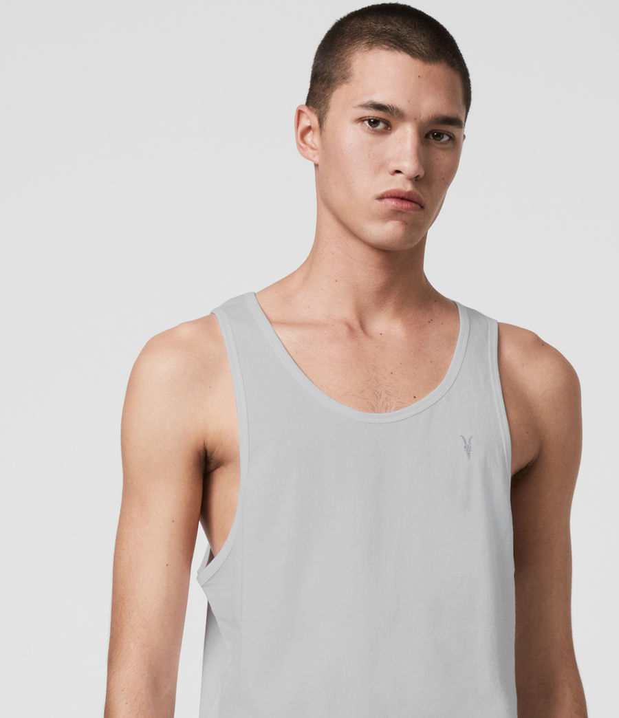 Hombres Tonic Vest (workwear_grey) - Image 2