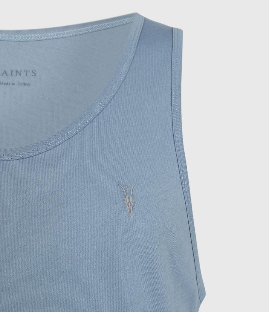 Herren Tonic Vest (enamel_blue) - Image 3