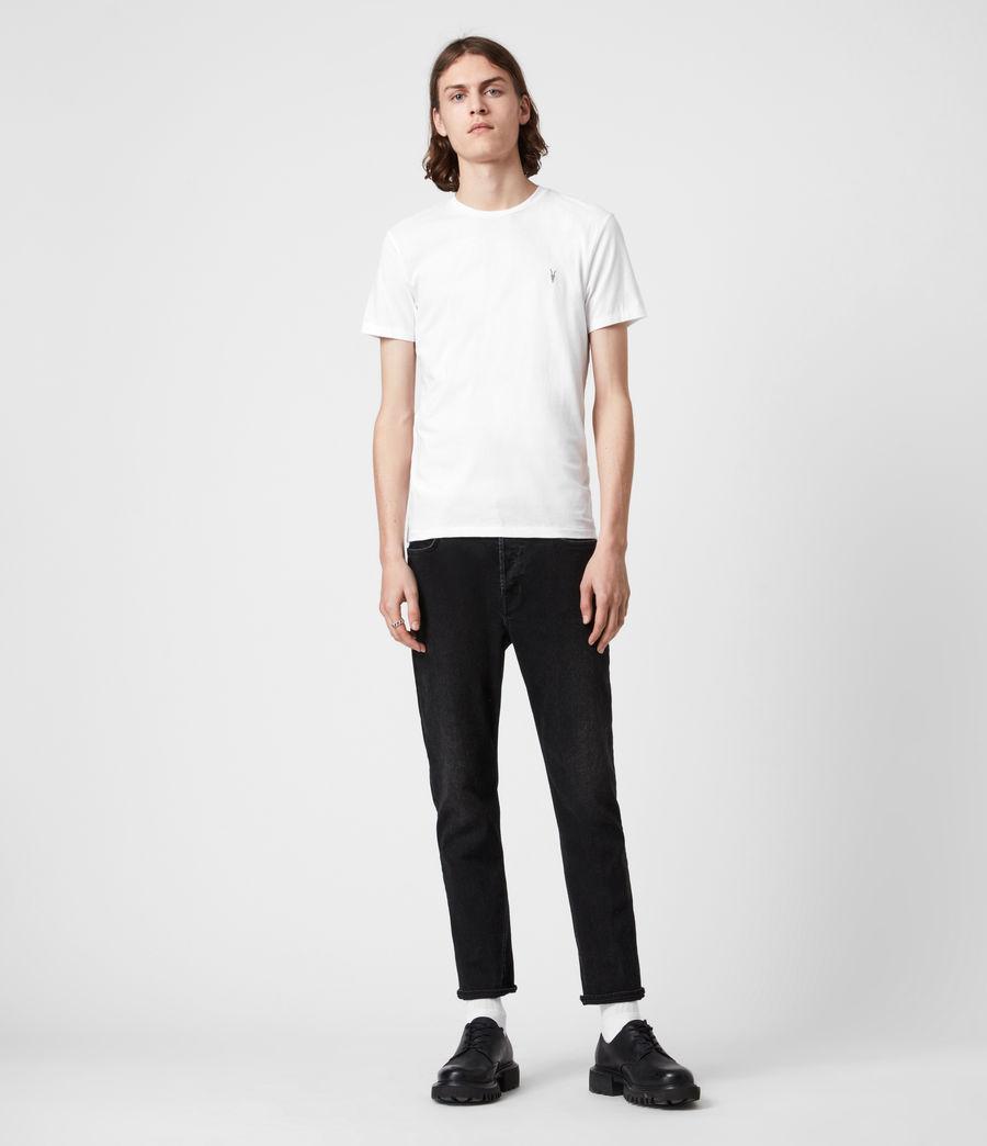 Hommes Pack de 3 T-Shirts Tonic (pink_grey_ml_white) - Image 11