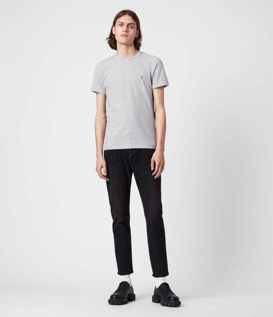 Hommes Pack de 3 T-Shirts Tonic (pink_grey_ml_white) - Image 13
