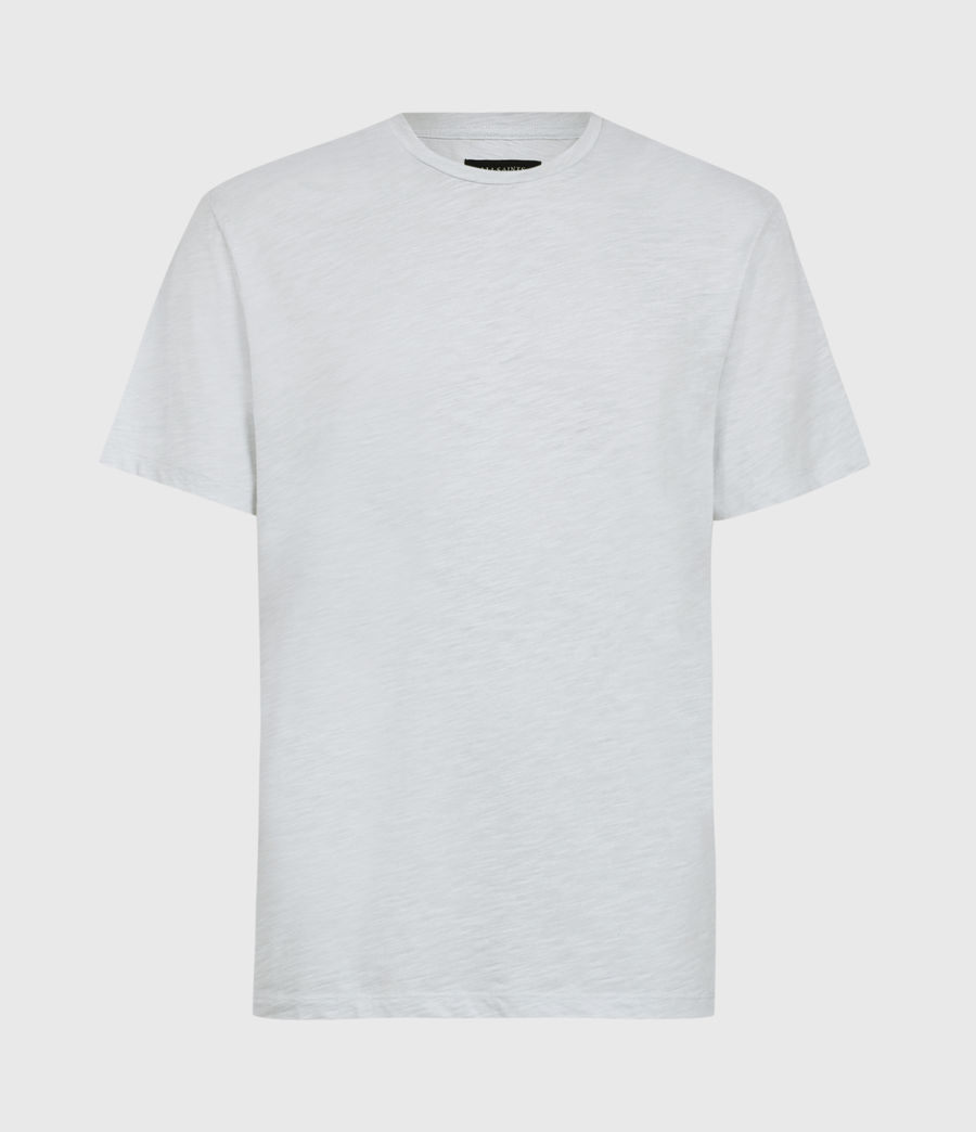 Mens Blaze Crew T-Shirt (lithium_grey) - Image 2
