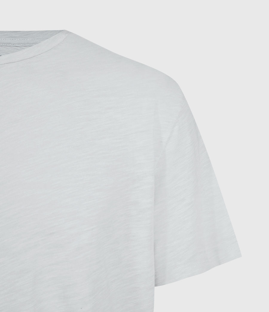 Men's Blaze Crew T-Shirt (lithium_grey) - Image 5