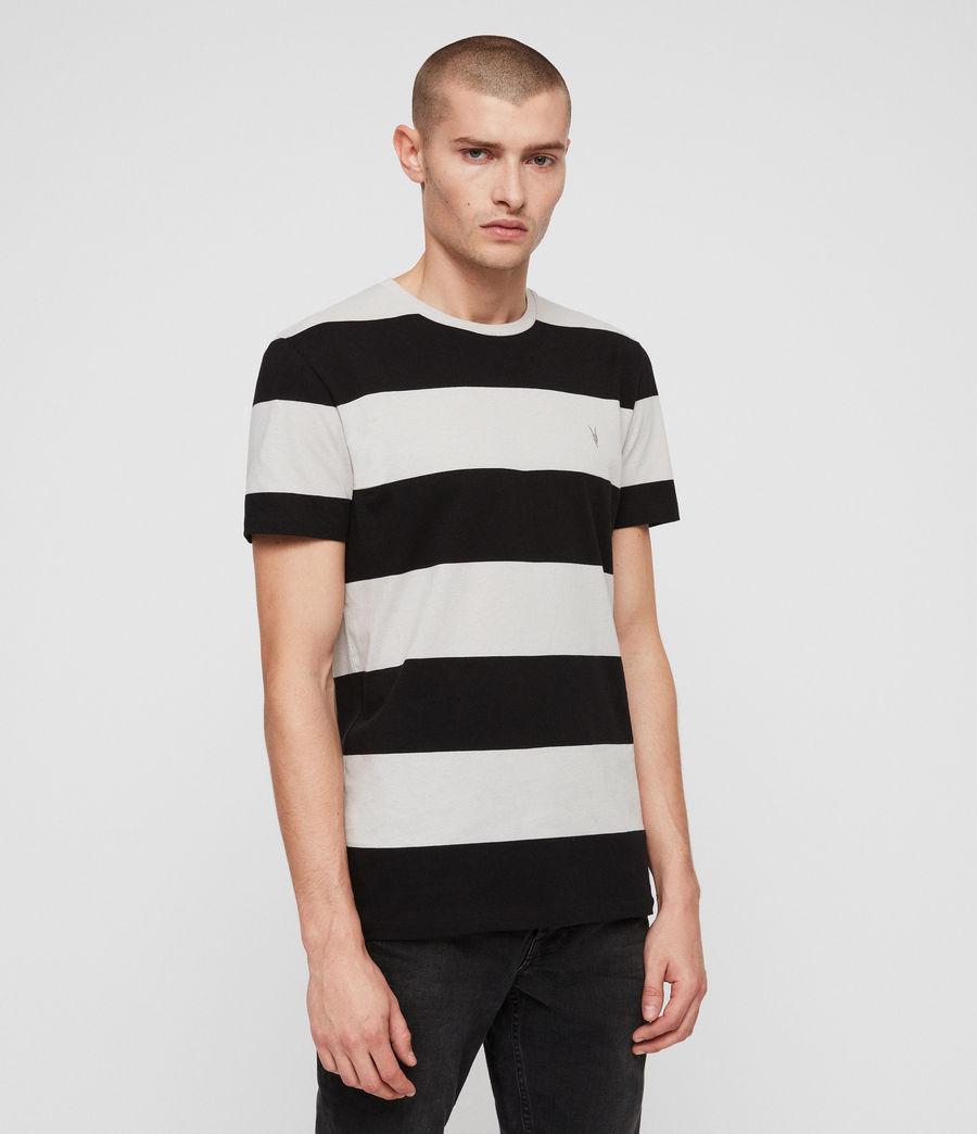 Hombre Gella Crew T-Shirt (lunar_grey_black) - Image 3