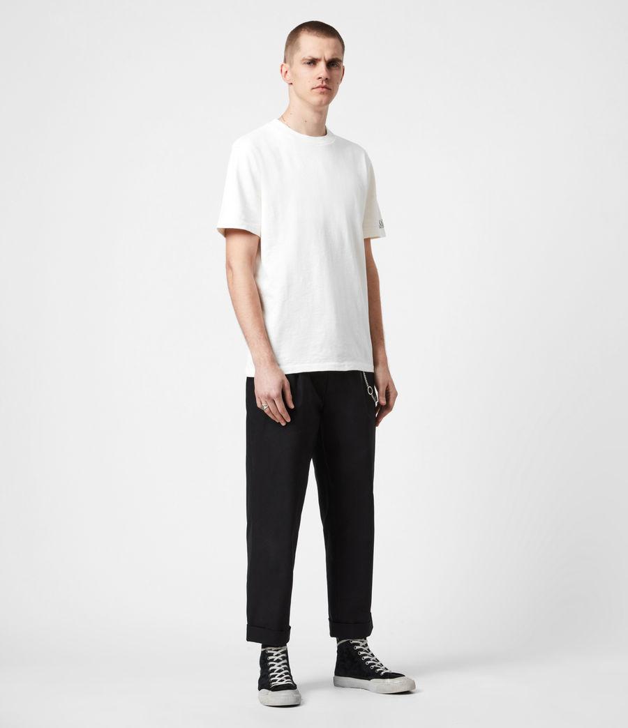 Hommes T-Shirt Seri (chalk_white) - Image 4