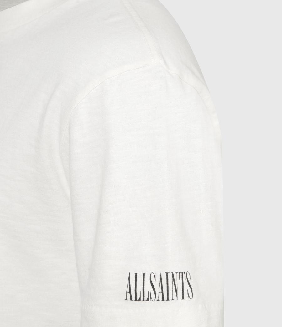 Hommes T-Shirt Seri (chalk_white) - Image 5