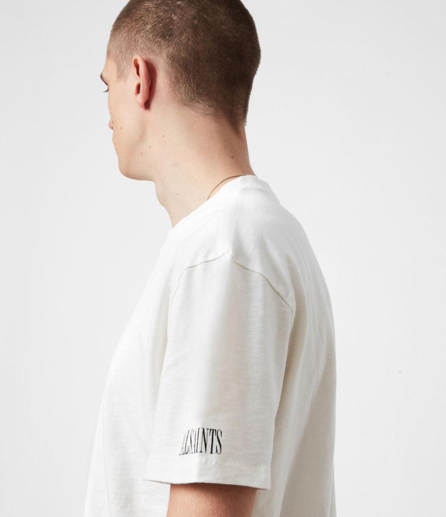 Hommes T-Shirt Seri (chalk_white) - Image 6