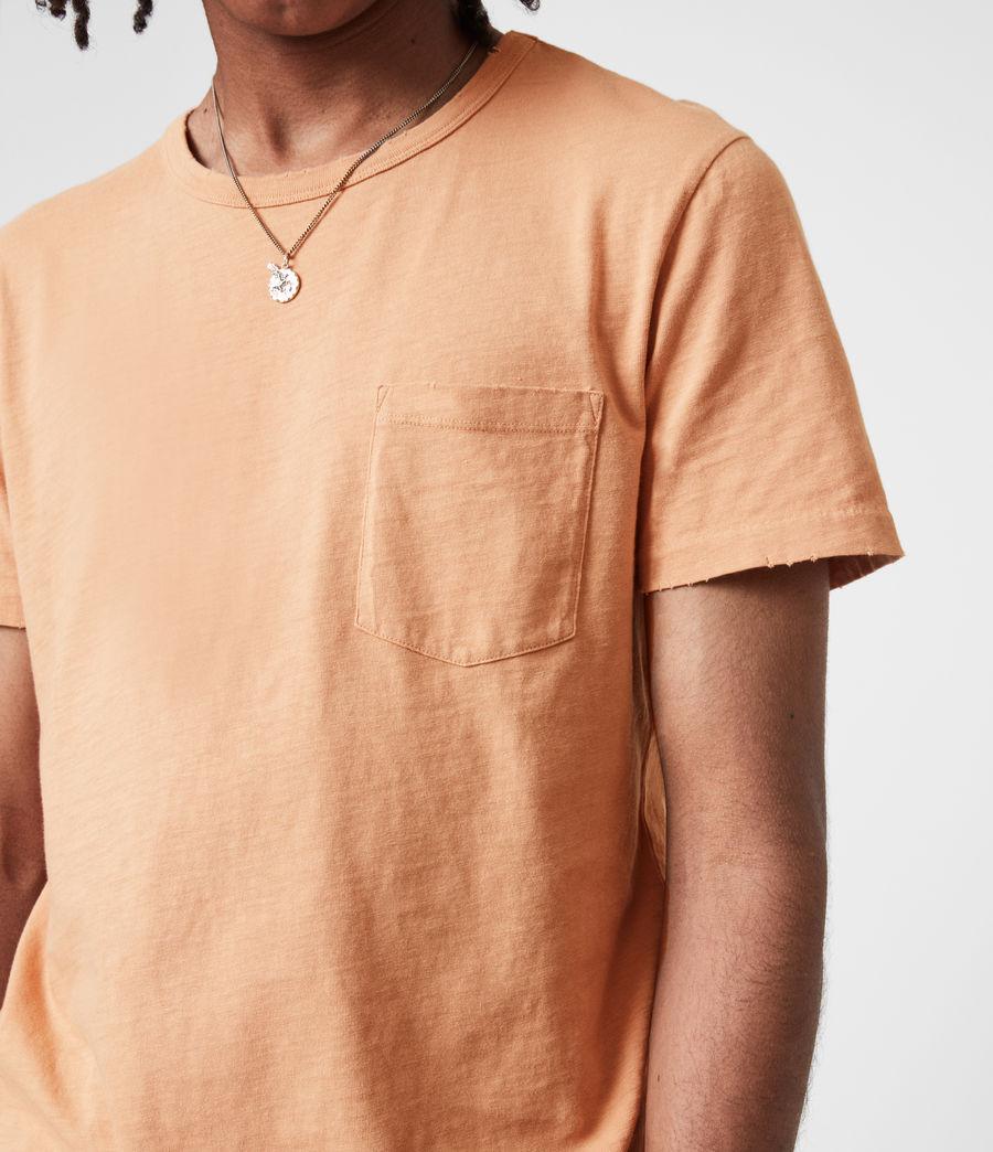 Herren Gage T-Shirt (desert_rose_pink) - Image 6