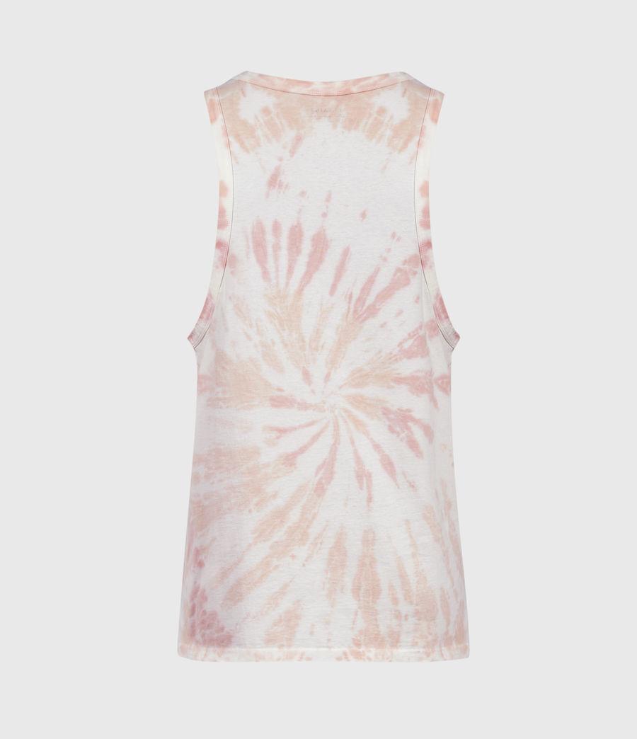 Men's Tucker Tie Dye Vest (light_pink) - Image 2