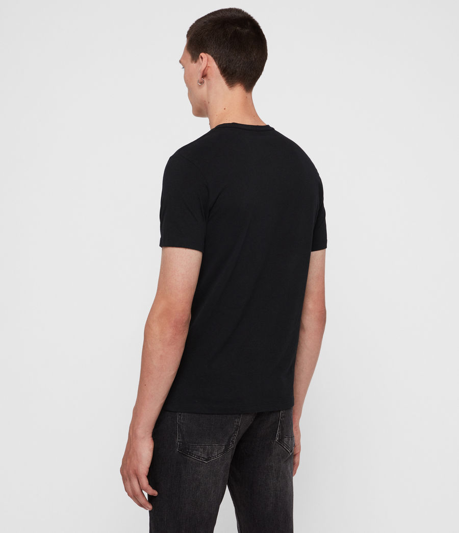 Men's Brace Tonic Crew T-Shirt 3 Pack (black_black_black) - Image 6