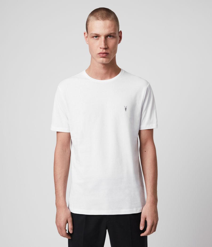 Uomo Brace Tonic 3 Pack T-Shirts (white_blue_green) - Image 3