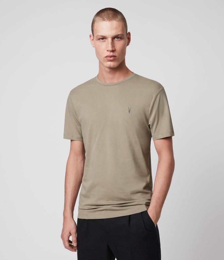 Uomo Brace Tonic 3 Pack T-Shirts (white_blue_green) - Image 4