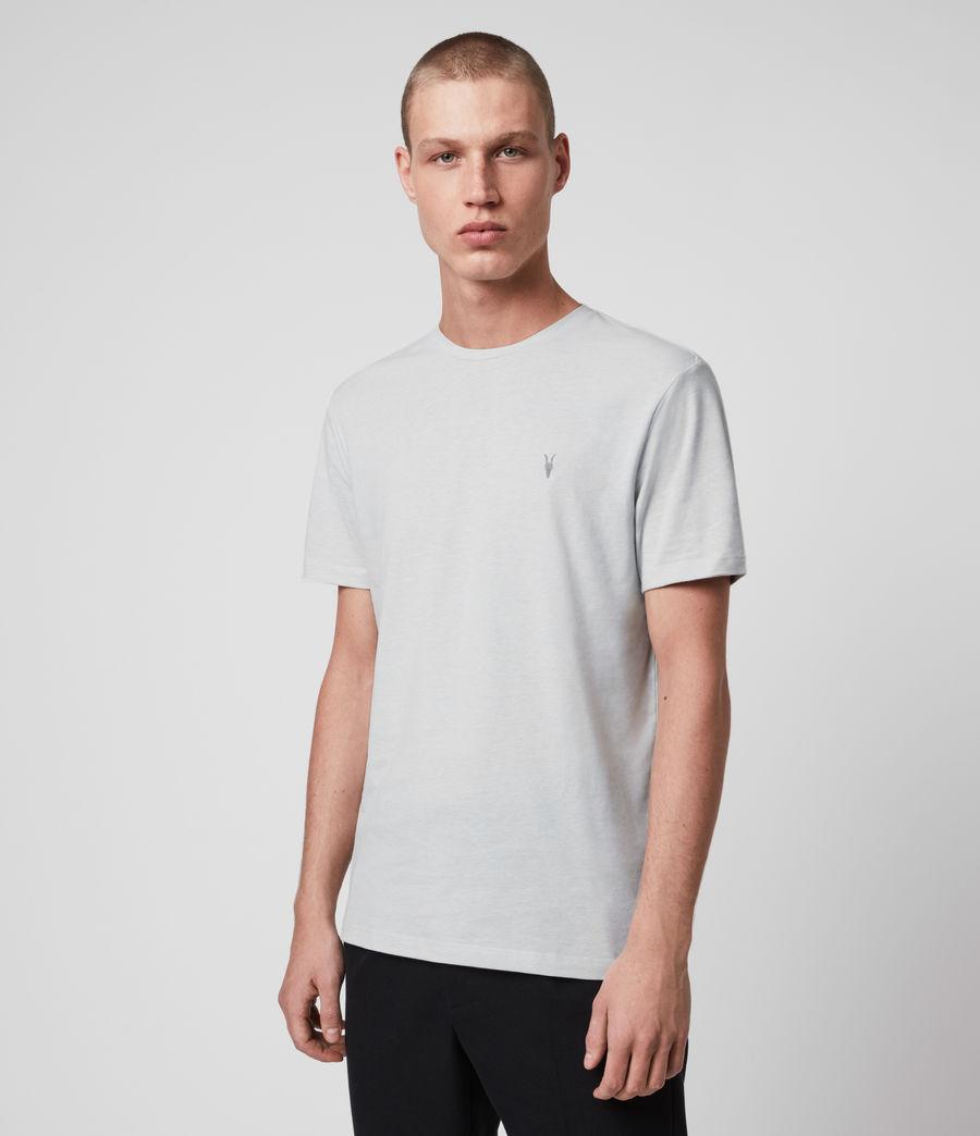 Uomo Brace Tonic 3 Pack T-Shirts (white_blue_green) - Image 5