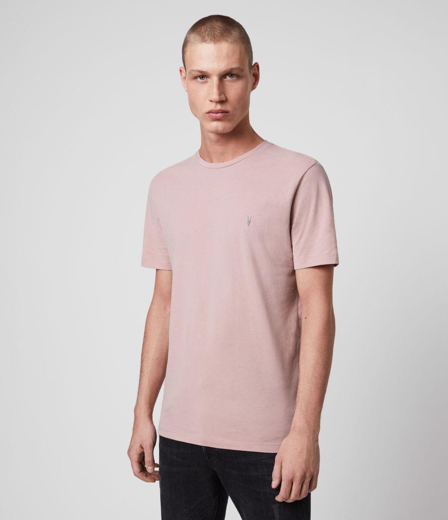 Men's Brace Tonic 3 Pack T-Shirts (navy_grey_pink) - Image 3