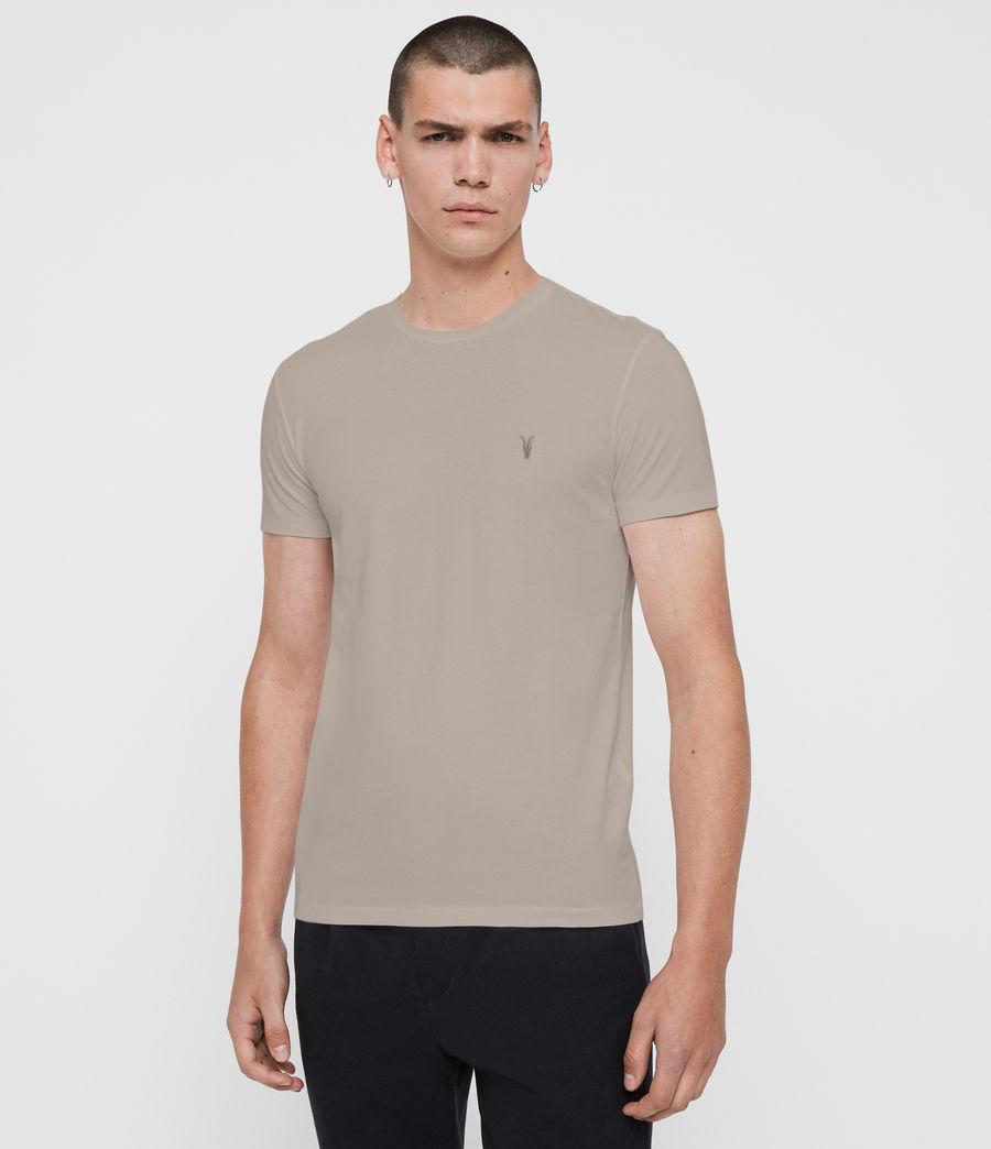 Mens Brace Tonic 3 Pack T-Shirts (black_grey_red) - Image 3