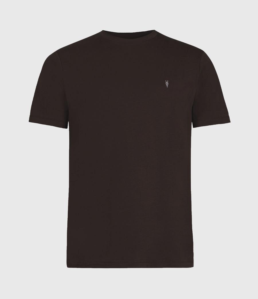 Men's Brace Tonic Crew T-Shirt (mahogany_red) - Image 2