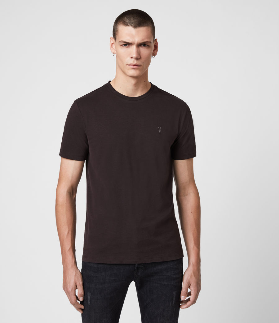 Hombres Camiseta Brace Tonic (leo_yellow) - Image 1