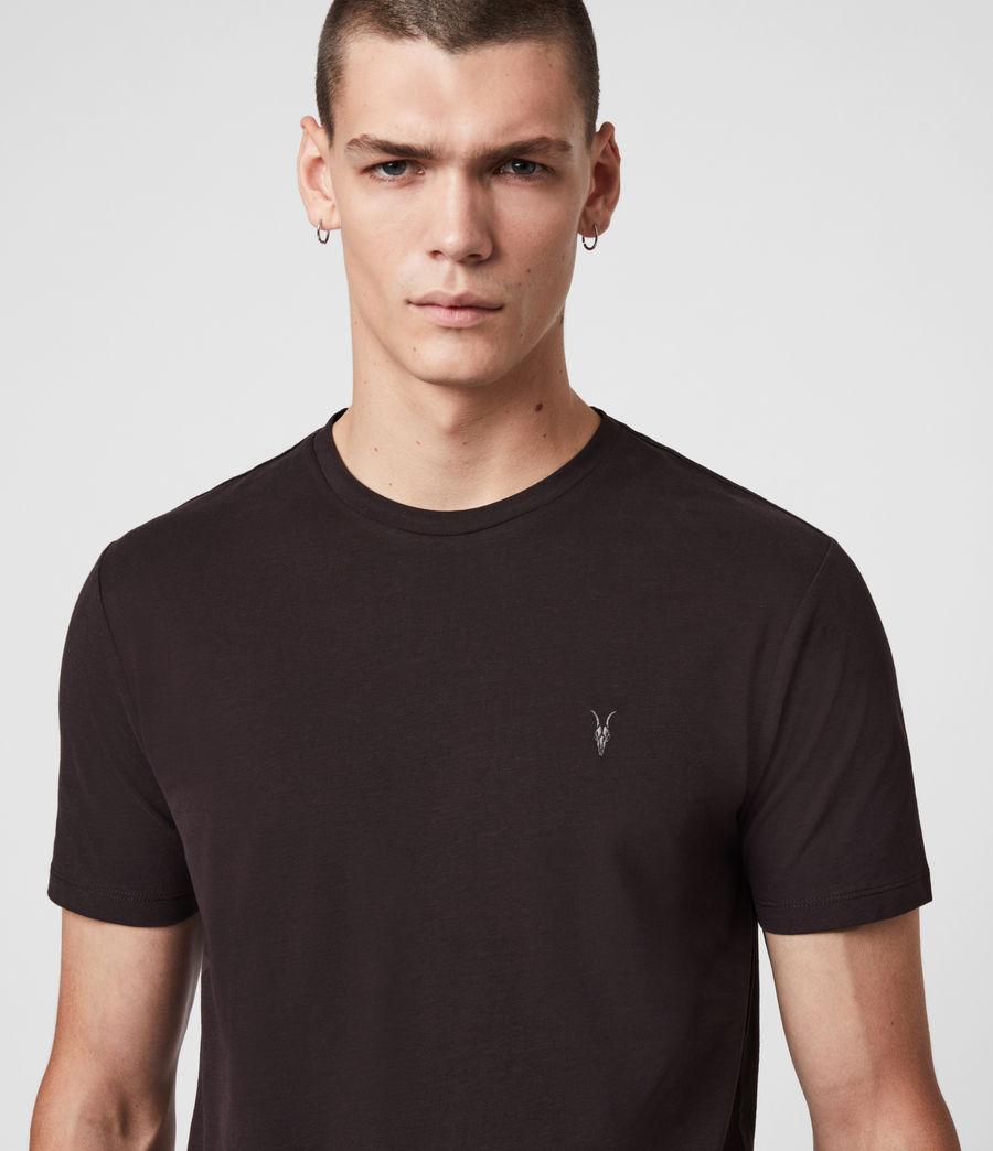 Hombres Camiseta Brace Tonic (leo_yellow) - Image 2