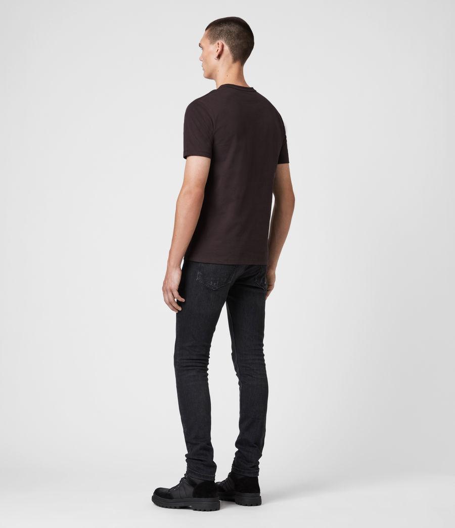 Hombres Camiseta Brace Tonic (flint_grey) - Image 5
