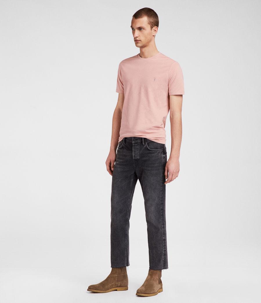 Men's Brace Tonic Crew T-Shirt (crepe_pink) - Image 2