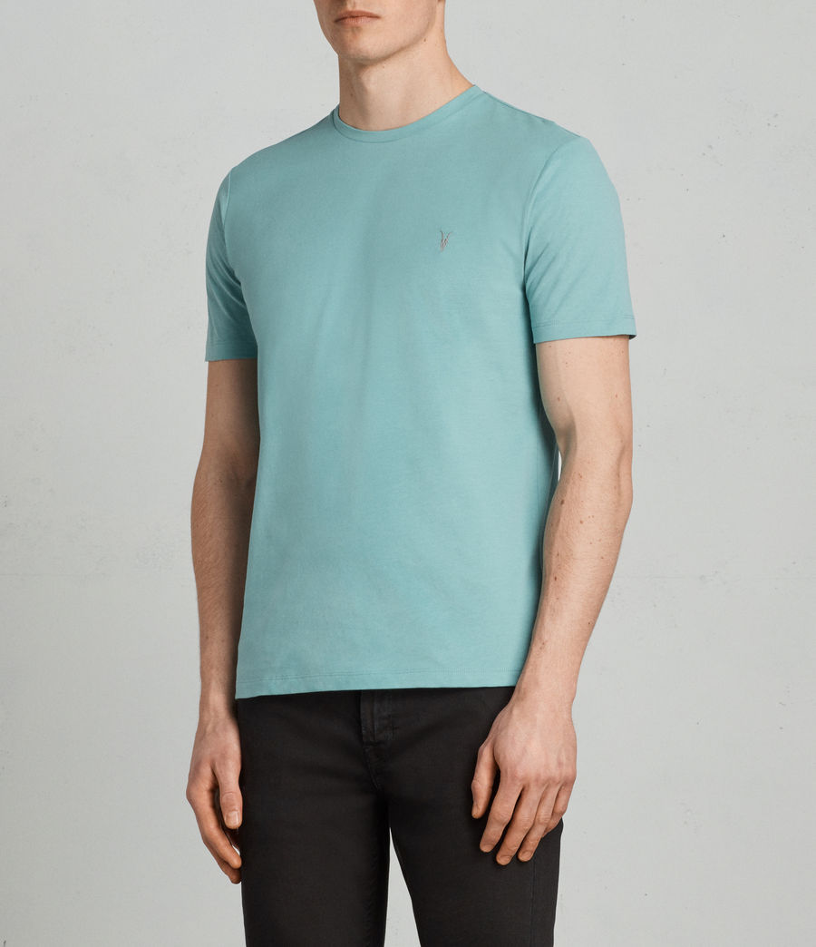Men's Brace Tonic Crew (miami_green) - Image 3