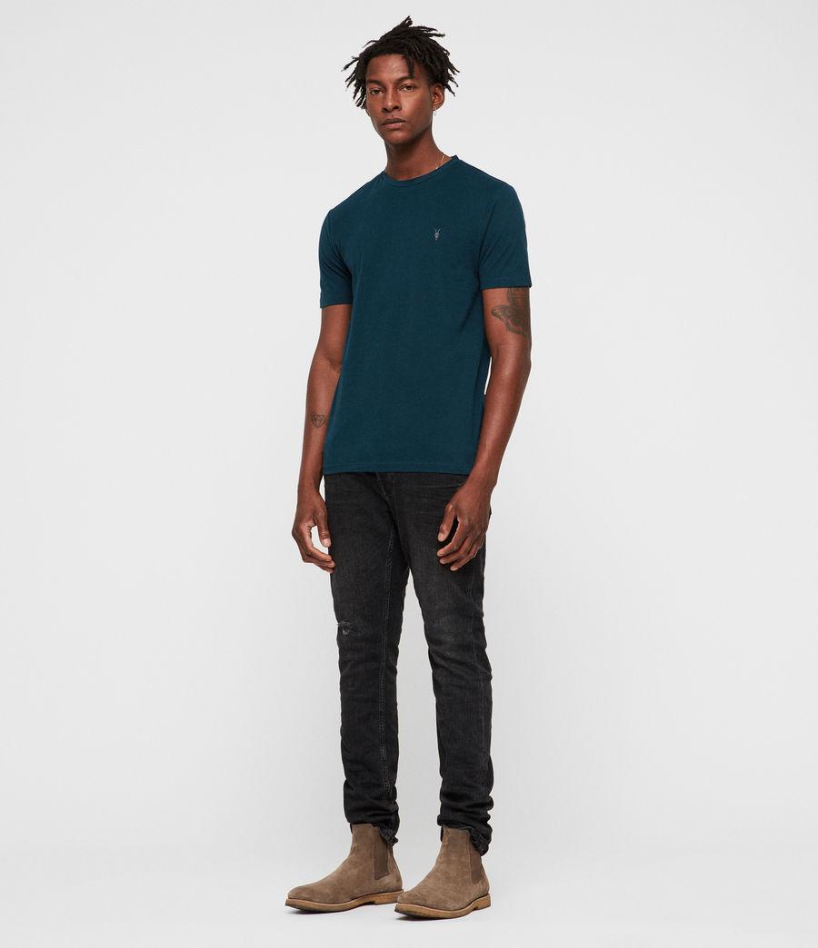 Hombres Camiseta Brace Tonic (dawn_green) - Image 3