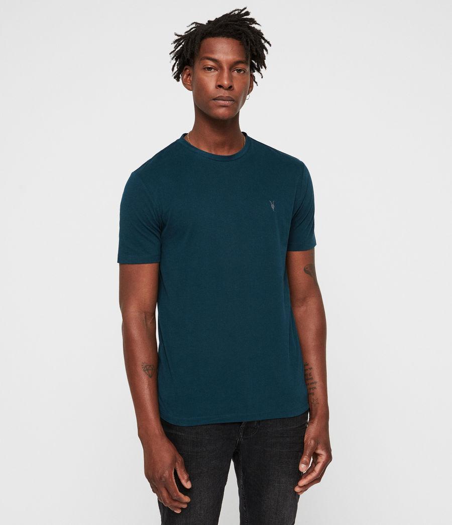 Hombres Camiseta Brace Tonic (dawn_green) - Image 4