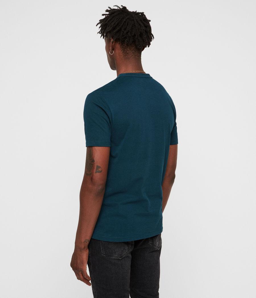 Hombres Camiseta Brace Tonic (dawn_green) - Image 5