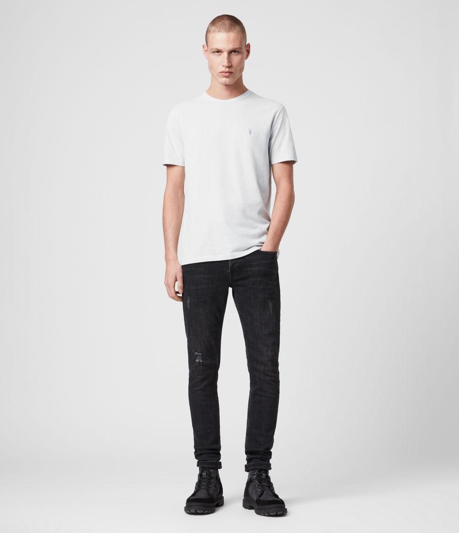 Hombre Camiseta Brace Tonic (washed_lilac) - Image 3